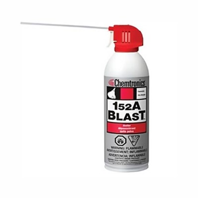 Chemtronics ES1029 - 152a Blast Economical General-Purpose Duster - 10 oz. - 12 Cans/Case