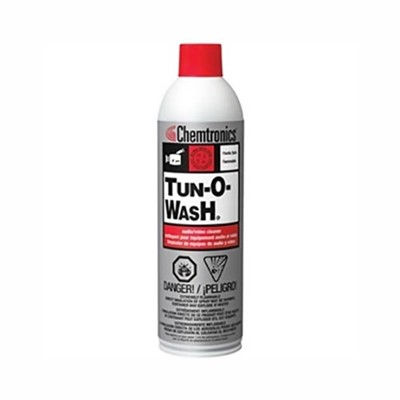 Chemtronics ES2400 - Tun-O-Wash Cleaner - 12.5 oz. - 12 Cans/Case