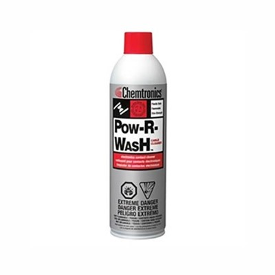 Chemtronics ES2425 - Pow-R-Wash Cable Cleaner - 13.5 oz. - 12 Cans/Case