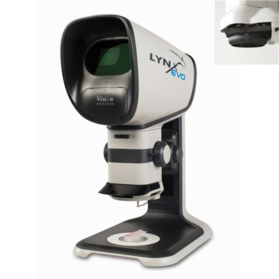 Vision Engineering EVO15 - Lynx EVO System 3 w/Low-Profile ErgoStand & 360° Viewer