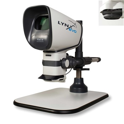 Vision Engineering EVO16 - Lynx EVO System 4 w/Multi-Axis Adjustable Stand & 360° Viewer