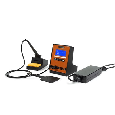 Metcal GT120–HP-T6 - 120 Watt Soldering Station w/HP–T6C Hand-piece, HC-T6 Heater, and Workstand
