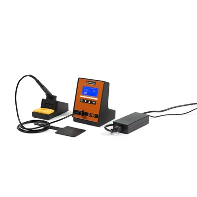 Metcal GT90–HP–T4 - 90 Watt Soldering Station w/HP–T4UF Hand-piece, HC-T4 Heater, and Workstand