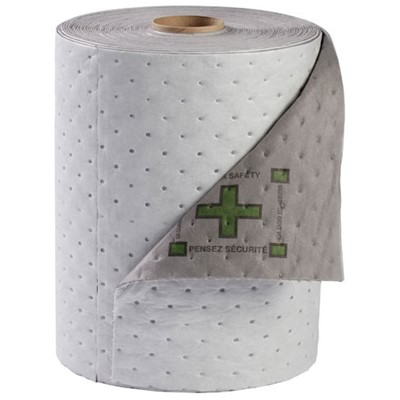 "Brady HT153 - HT ""High Traffic"" Medium Weight Absorbent Roll - Perforated - 15"" x 300"