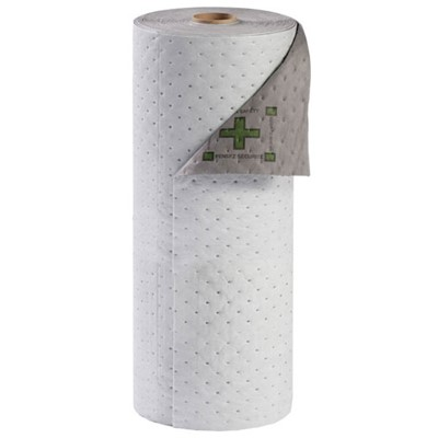 "Brady HT30 - HT ""High Traffic"" Heavy Weight Absorbent Roll - Perforated - 30"" x 150"