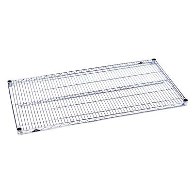 "InterMetro Industries (Metro) 2142BR - Super Erecta® Wire Shelf - 21"" x 42"" - Super Erecta Brite"