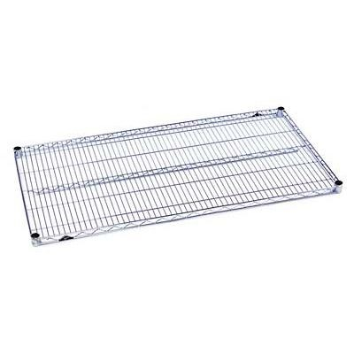 "InterMetro Industries (Metro) 2448NC - Super Erecta® Wire Shelf - 24"" x 48"" - Chrome"