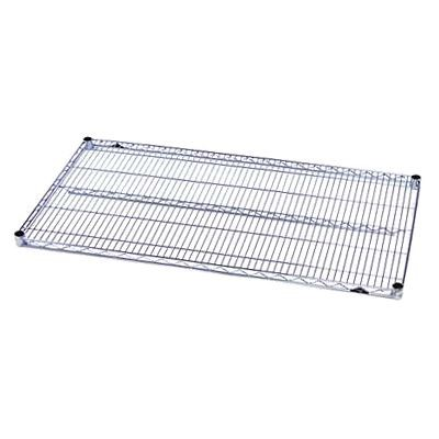 "InterMetro Industries (Metro) 1424NS - Super Erecta® Wire Shelf - 14"" x 24"" - Stainless Steel"