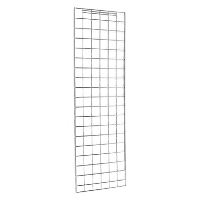 "InterMetro Industries (Metro) EP56C - Super Erecta® Enclosure Panel - 18.375"" x 59.75"" - Chrome"