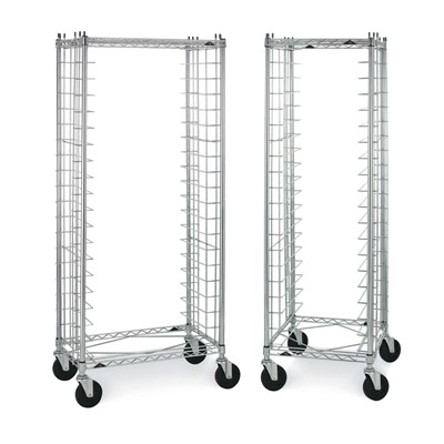 "InterMetro Industries (Metro) RS3 - Wire Bun Pan Rack - Side-Load - 19.5"" W x 30"" L x 69"" H"