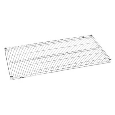 "InterMetro Industries (Metro) 2154NW - Super Erecta® Wire Shelf - 21"" x 54"" - White"
