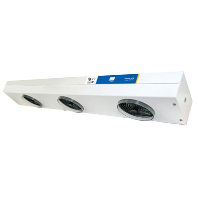 Simco 4011007 - Aerostat® FPD High Output 3-Fan Overhead Air Ionizer - 120/220V-50/60 Hz