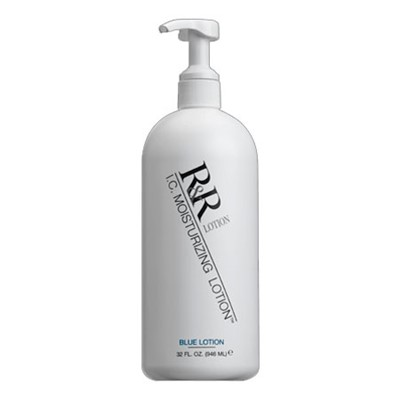 R&R Lotion ICL-32 - I.C. Lotion Blue - 32oz