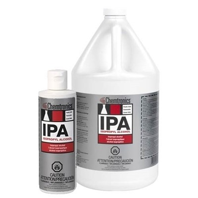 Chemtronics ES105 - IPA Isopropyl Alcohol - Gallon - 4 Containers/Case