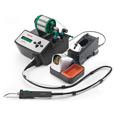 JBC Tools AL-1A - AL Premium Series ESD-Safe Automatic-Feed Digital Soldering Station - 120V