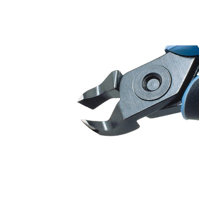 "Lindstrom RX8211 - RX Series Flush Cutters - 20° Oblique Head - Ergonomic Handles - 18-38 Gauge Cutting Capacity - 5.29"" L"