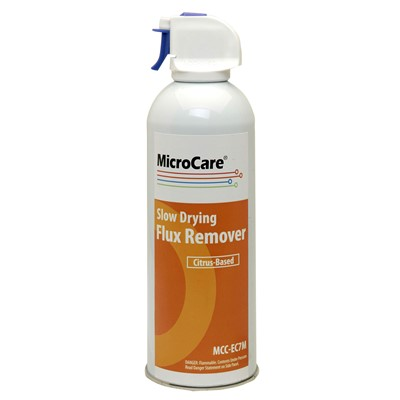 MicroCare MCC-EC7M - Bioact® Slow Drying Flux Remover - 10 oz Can