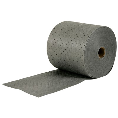 "Brady MRO12P - MRO Plus Heavy Weight Absorbent Roll - Perforated - 12"" x 150'"