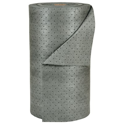 "Brady MRO24-DP - MRO Plus Heavy Weight Absorbent Roll - Perforated - 24"" x 150"