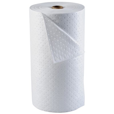 "Brady OP30-DP - Oil Plus Heavy Weight Absorbent Roll - Perforated - 30"" x 150"