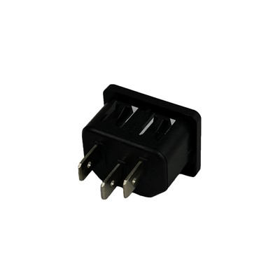 Atrix OVPE001 - Power Cord Receptacle for Omega/HC Vacuums