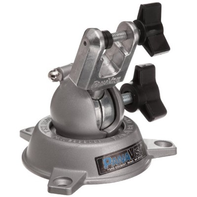 PanaVise 391 - Micrometer Stand Combination w/Head & Base - Delrin™ Pads
