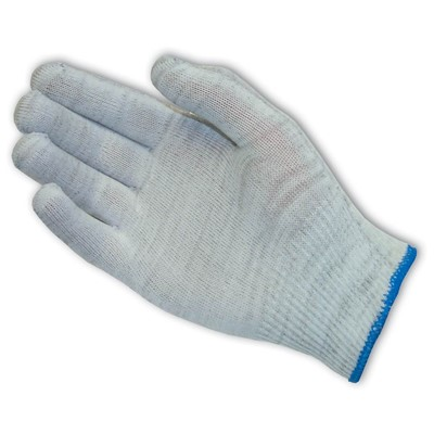 PIP 40-6410 - Seamless ESD-Safe Nylon Gloves - Nylon & Carbon Fiber Yarns - Uncoated - 12/Pack