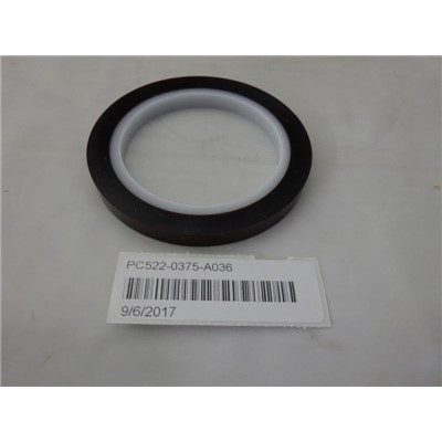 Argon Masking PC522-0375 - PC522 Ultra Thick Polyimide Powder Coating Tape - 2-Mil - 0.375 x 36 yds