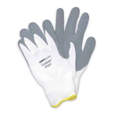 QRP NPDNY - Qualagrip Assembly/Inspection Gloves - 12 Pair/Pack