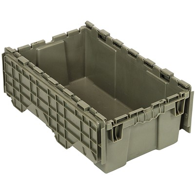 "Quantum Storage Systems QDC2012-7 - Attached Top Containers - 19.625"" x 11.5625"""