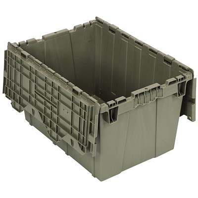 "Quantum Storage Systems QDC2115-12 - Attached Top Containers - 21.75"" x 15"""