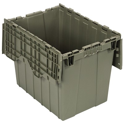 "Quantum Storage Systems QDC2115-17 - Attached Top Containers - 21.875"" x 15.125"""