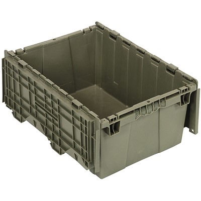 "Quantum Storage Systems QDC2115-9 - Attached Top Containers - 21.75"" x 14.875"""