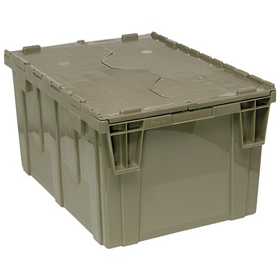"Quantum Storage Systems QDC2420-12 - Attached Top Containers - 23.875"" x 19.375"""