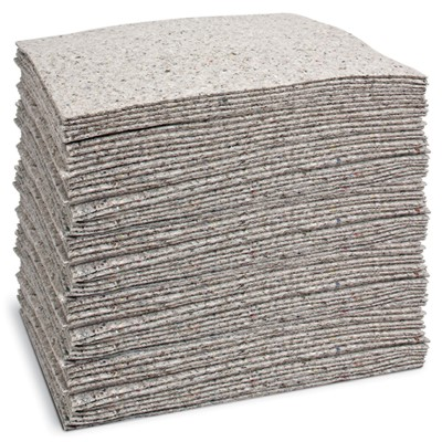 "Brady RF500 - Re-Form Universal Light Weight Absorbent Pad - 15"" x 19"" - 100/Case"