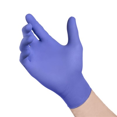 TechNiGlove International RV400 - RiVAL Series Nitrile Gloves - Blue - 10 Boxes/Case
