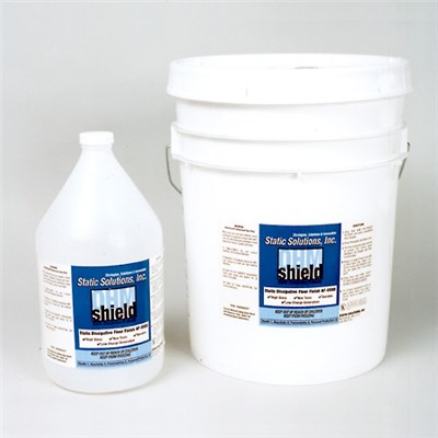 Static Solutions AF-5500 - Ohm-Shield™ Elite™ Dissipative Floor Finish - 1 Gallon Jug