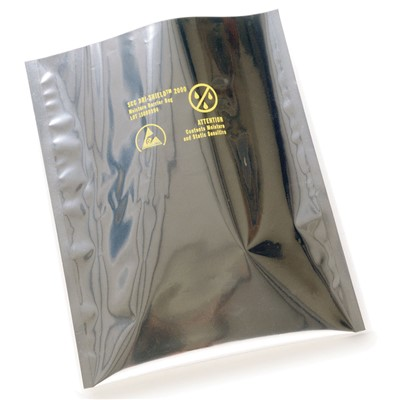 "SCS 7001024 - Dri-Shield 2000 Series Moisture Barrier Bag - 10"" x 24"" - 100/Pack"