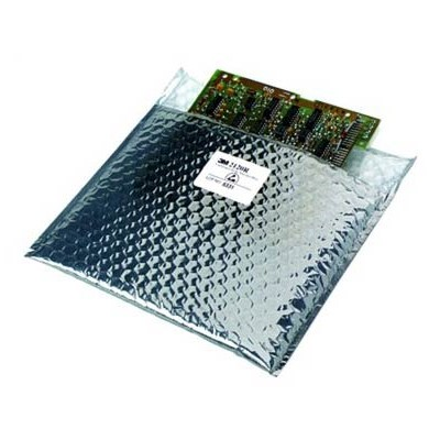 "SCS 212107 - 2120R Series Metal-Out Cushioned Static Shielding Bag - 10"" x 7"" - 100/Pack"