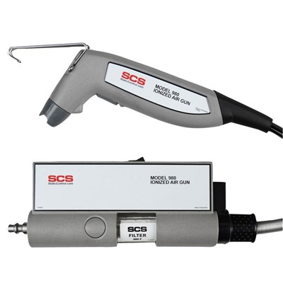 SCS 980E - Ionized Air Gun - European - 230V