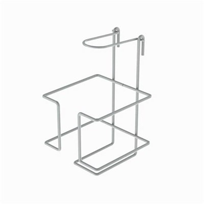 InterMetro Industries (Metro) SHK4-1G - Sanitizer Holder for Super Erecta Wire Shelving and SmartWall Wall Shelving - 1 Gallon