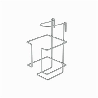 InterMetro Industries (Metro) SHK4-2L - Sanitizer Holder for Super Erecta Wire Shelving and SmartWall Wall Shelving - 2 Liter