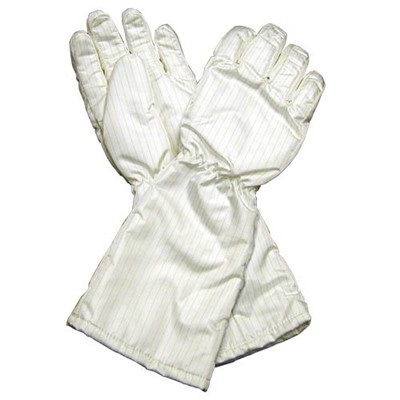"Transforming Technologies FG3901 - FG3900 Series Nomex® Static-Safe Hot Gloves - 16"" - Pair"