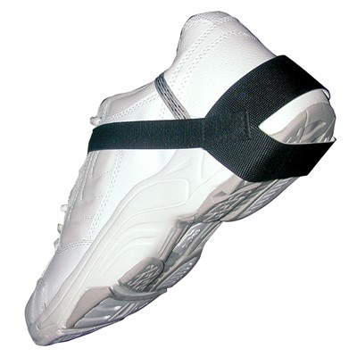 "Transforming Technologies HG1360 - Heel Grounder - Stretch Velcro - 1.25"" Cup - 1 Meg"