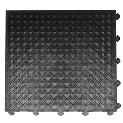 "Transforming Technologies PV3010 - Comfort Mat ESD Interlocking PVC Floor Tile - Dissipative - 20"" x 20"""