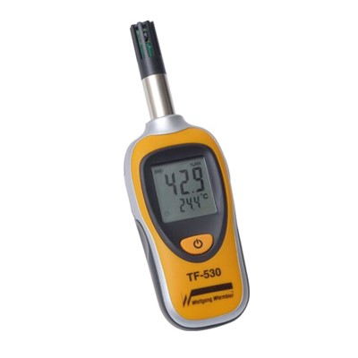 Transforming Technologies TF-530 - Digital Thermo-Hygrometer