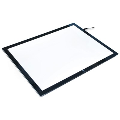 "Daylight U35030 - Wafer 2 Light Box - 19"" x 14"" x 0.375"""