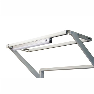 "Treston (Formerly Sovella) US-91849010P - M48 Light/Balancer Rail - 33 lb. Capacity - 28"" x 47.24"" x 13"" - Gray"