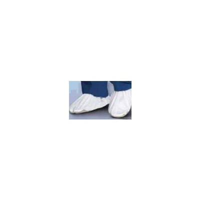 Worklon%20HD-10%20Maxima%20High-Density%20Cleanroom%20Uppers%20Hypalon%20Sole%20Shoe%20Cover%20-%20Rear%20Snap%20adjustment%20-%20White