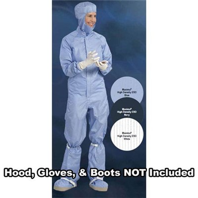 Worklon%20HD-ESD%20Maxima%20High-Density%20ESD-Safe%20Cleanroom%20Raglan%20Sleeve%20Coverall%20-%20Zippered%20-%20Blue